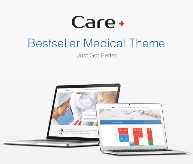 Care - Medical and Health Blogging WordPress Theme - 7